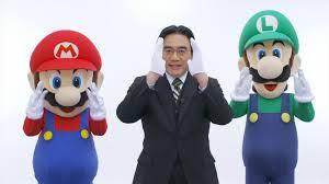Satura Iwata, topman van Nintendo